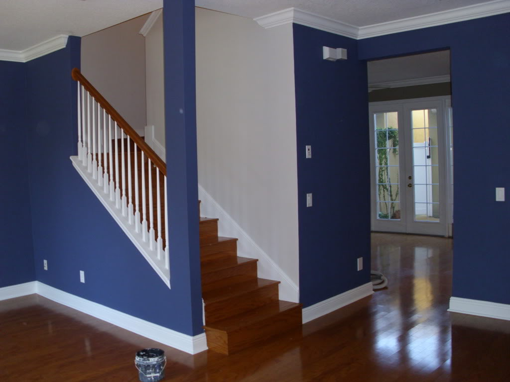 Interior painting united building remodeling painting for Interior paint design
